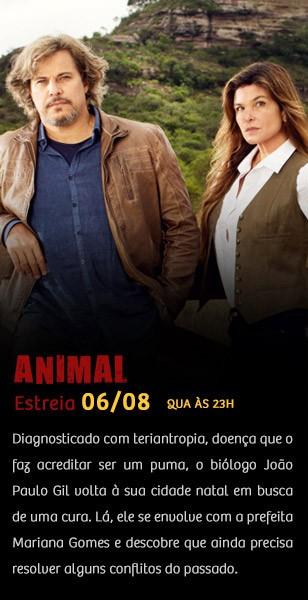 Animal e Sesso de Terapia: estreias imperdveis de agosto (Foto: Arte: Giovanna Souza)