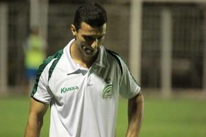 Treinador Júnior Rocha, Luverdense (Foto: Assessoria/Luverdense Esporte Clube)