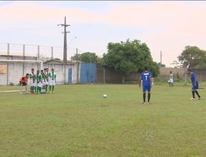 Futebol 7 de Porto Velho (Foto: Reprodução/ TV Rondônia)