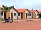 Internauta reclama de demora na entrega de casas no ES (Reprodução/TVCA)