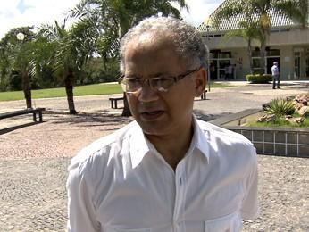 Cantor e compositor Rubinho do Vale. (Foto: Reprodução/TV Globo)