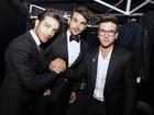 Trio de italianos (gatos) vai abrir os shows de Mariah Carey no Brasil