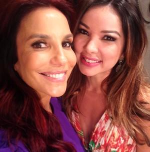 Liah Soares já compôs para Ivete Sangalo (Foto: Arquivo Pessoal)