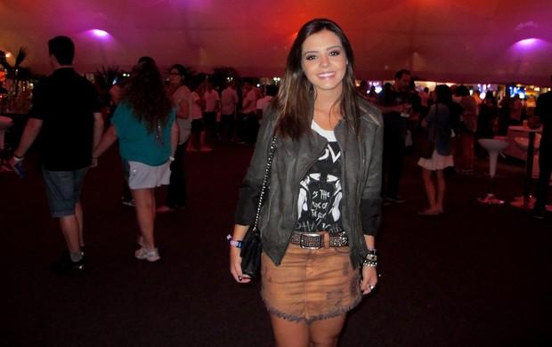 Giovanna Lancellotti rock in rio (Foto: Jéssica Mello)