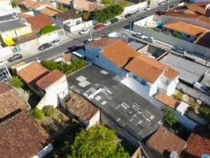 Drones ajudam no combate ao Aedes Aegypti  (Foto: Reprodução/ TV Globo)