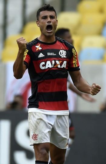 Ederson Flamengo x São Paulo (Foto: André Durão)