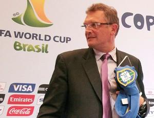 Jerome Valcke, Fifa, Copa do Mundo (Foto: Agência Reuters)