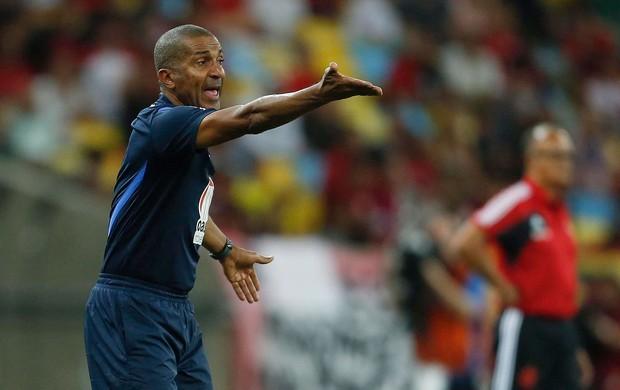 Cristõvão Borges jogo Flamengo e Bahia (Foto: Alexandre Cassiano / Agência O Globo)