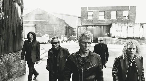 Bon Jovi se apresenta no Rock in Rio no dia 22 de setembro (Foto: Divulgao)