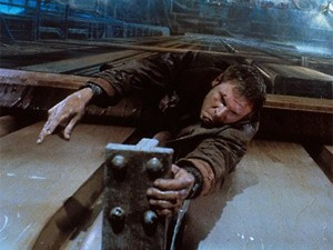 Harrison Ford em 'Blade Runner' (Foto: Divulgação)