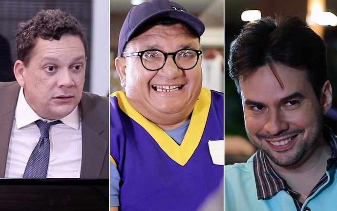 A comédia rola solta no quadro Se Liga no Humor. (Foto: Se Liga VM)