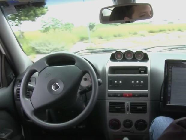 Carro sem motorista estará nas ruas em 5 anos, diz CEO da Fiat Chrysler (Foto: Peter Fussy/ G1)