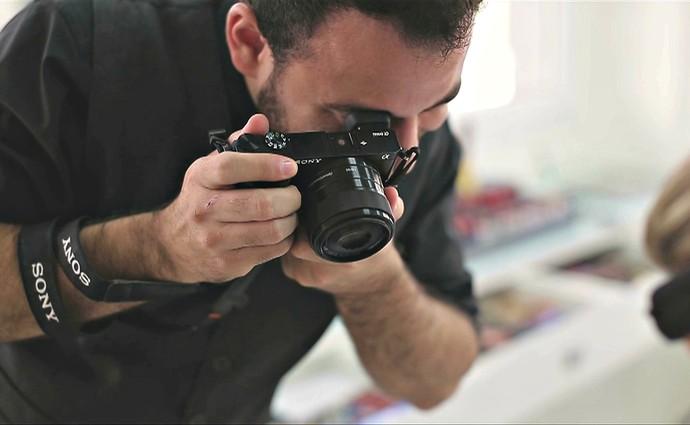 Gustavo Vanassi Inspiração Mistura com Rodaika (Foto: Reprodução/RBS TV)