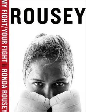 Capa livro Ronda Rousey (Foto: Reprodução)