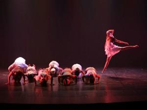 Festival de danças acontece há 5 anos em Macapá (Foto: Arquivo Pessoal/Grupo de Danças Isadora Duncan)