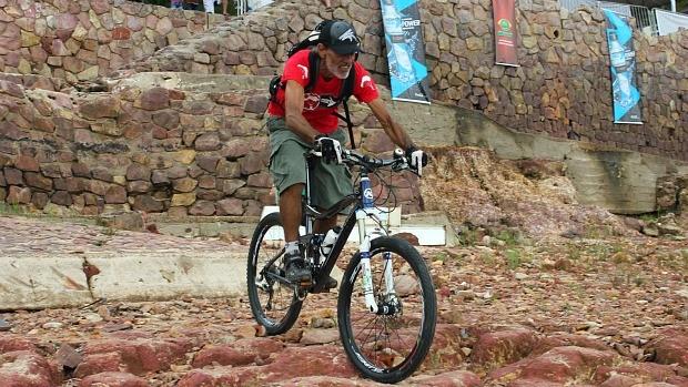 Cícero Cassiano (Foto: Adeilson Albuquerque/GLOBOESPORTE.COM)