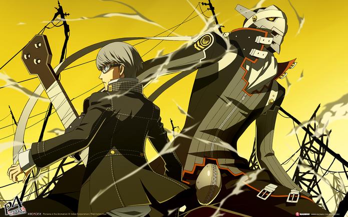 Série Persona usa conceito bem similar aos do Stand (Foto: Divulgação/Atlus)