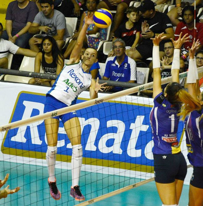 Gabi Rio Valinhos Superliga Feminina (Foto: Divulgação)