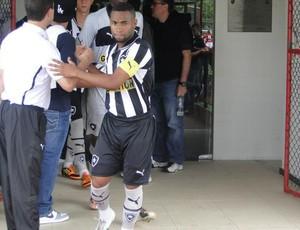 Dedé, volante Botafogo (Foto: Divulgação/Site Oficial Botafogo)