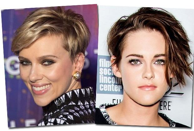 Scarlett Johansson e Kristen Stewart (Foto: Getty Images)