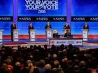 Debate republicano tem confusão na apresentação dos pré-candidatos