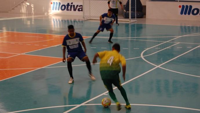 e37bf709ba Paraibanos buscam fazer final inédita na Taça Brasil de Futsal Sub-20