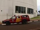 Princípio de incêndio assusta pessoas em shopping de Foz do Iguaçu, no PR