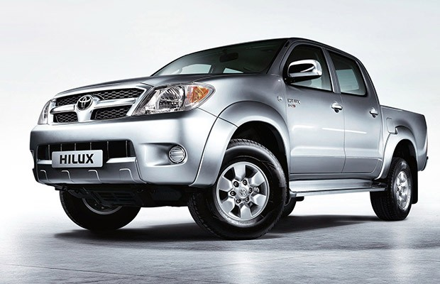Toyota Hilux ficou mais carro de passeio na geração de 2005, tal como ocorreu antes (Foto: Divulgação)