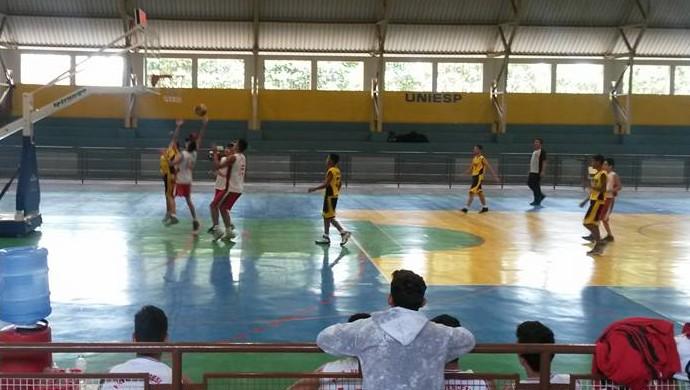 Venceslau 102 a 2 Castilho, basquete (Foto: ABPV / Divulgação)