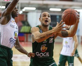 Alex Garcia, ala, Bauru Basket, treino, NBB 9 (Foto: Caio Casagrande / Bauru Basket)