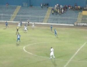 XV de Piracicaba x São Carlos, Copa Paulista (Foto: Divulgação XV de Piracicaba)
