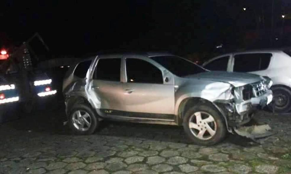 Aposentado morre após ser atropelado por carro conduzido por vereador de Juquiá (Foto: Divulgação/O Vale do Ribeira)