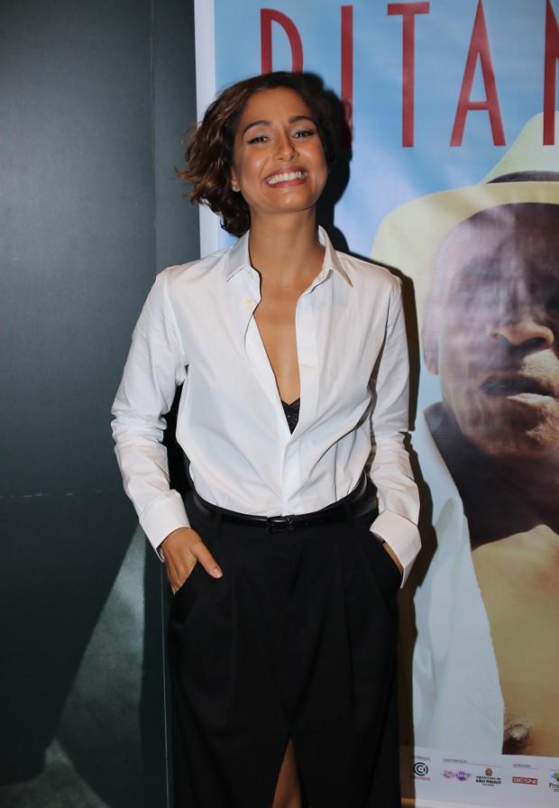 Camila Pitanga (Foto: Thiago Duran/AgNews)