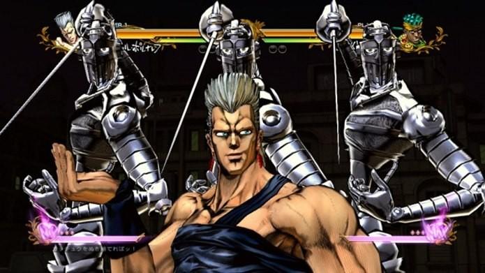 Jojo bizarre adventure inspirou a criação de diversos personagens de games (Foto: Divulgação)