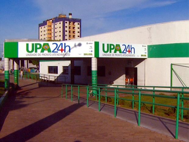 Unidade de Pronto Atendimento em Sumaré (Foto: Reprodução / EPTV)