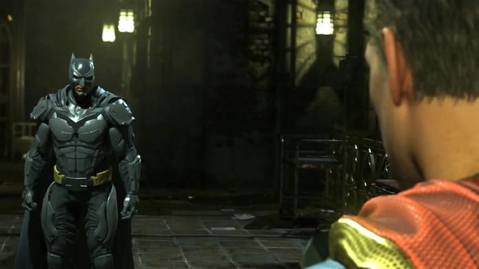 Batman e Superman mais uma vez se enfrentam em Injustice 2 (Foto: Reprodução/YouTube) (Foto: Batman e Superman mais uma vez se enfrentam em Injustice 2 (Foto: Reprodução/YouTube))