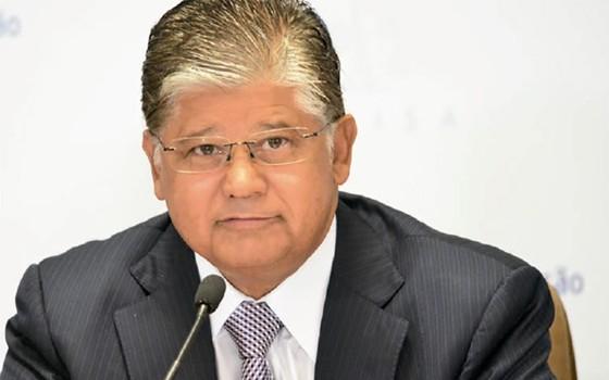 Clésio Andrade comanda a CNT há 24 anos (Foto: CNT)