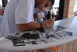 Campe�o do Rio Pro levar� prancha com arte inspirada em posts da web