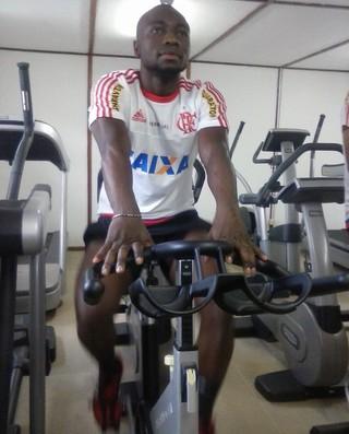 Armero, Flamengo (Foto: Divulgação / Flamengo)