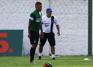 Dado Cavalcanti Júnior Urso Coritiba  (Foto: Divulgação / Site oficial do Coritiba)
