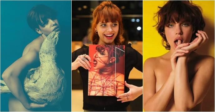 Com naturalidade, Bruna Linzmeyer posa em ensaio fotográfico de nu artístico. (Foto: Divulgação / Jorge Bispo)