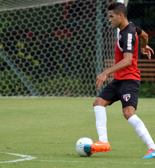 armador (Site oficial do SPFC)