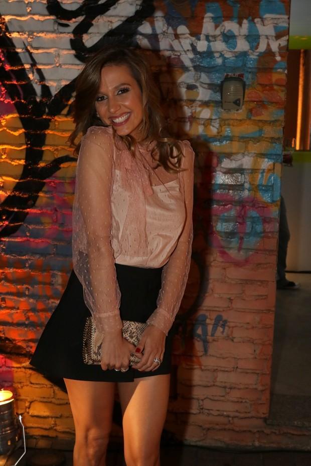 Luiza Mell (Foto: Manuela Scarpa / PhotorioNews)