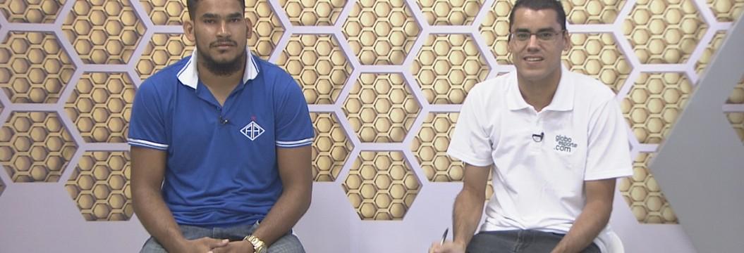 Veja o programa desta segunda-feira (22/08) (Reprodução/GloboEsporte.com)