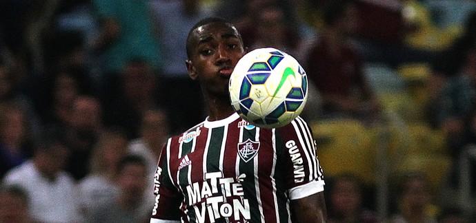 Gerson Fluminense x Grêmio (Foto: Nelson Perez / Fluminense F.C.)