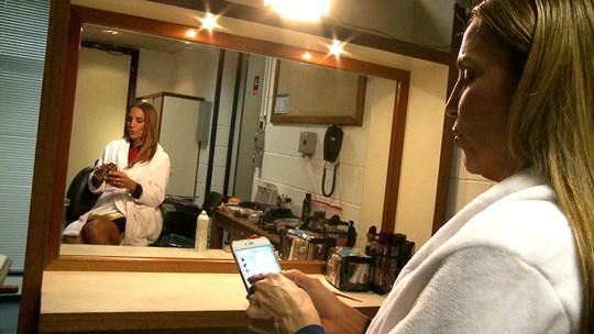 Ivete Sangalo mostra recados que recebe no celular de ex-participantes do 'The Voice Kids': 'Saudades, tia'
