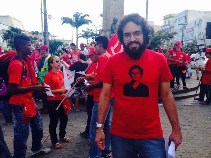 Daniel Finizola, representante do PT em Caruaru (PE)