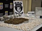 Homem é preso com 5 kg de drogas na Zona Sul de Manaus, diz polícia