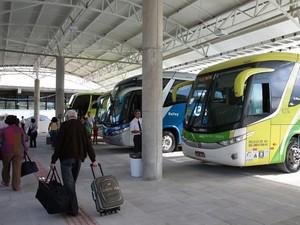 Rodoferroviária de Curitiba (Foto:  Jaelson Lucas/SMCS)