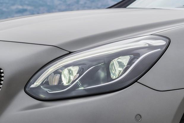 Mercedes-Benz SLC 300 (Foto: Divulgação)